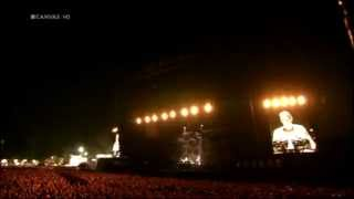 Rammstein - Wollt ihr das Bett in Flammen sehen & Ich will (Rock Werchter 2013 - Proshot)