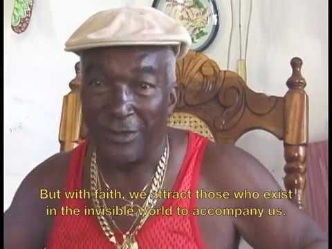 La Santeria en Matanzas, Cuba  An Interview with Alfredo Calvo