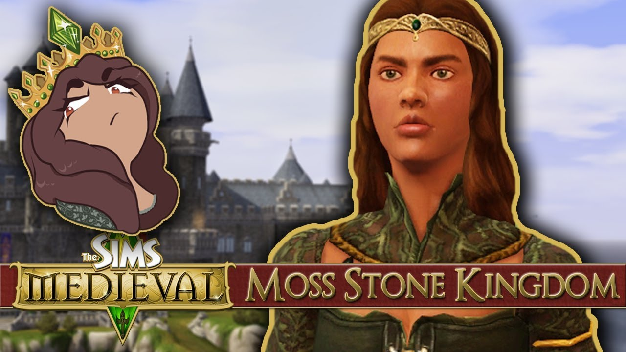 Download A Return to Moss Stone Kingdom!! 👑 Sims Medieval: Long Live The Queen! - Episode #1