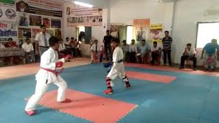 Achievers Martial Arts Academy (AMA) end moment tap face punch