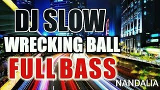 Download dj wrecking ball original terbaru 2019 full bass || Jigen Official