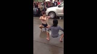 Repeat youtube video ส่งท้ายสงกรานต์ 2014 คลิป