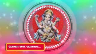 Ganpati Deva Gajanana -Siddhivinayak Gauri Ke Nandan - Ganesh Song By Shailendra Bhartti