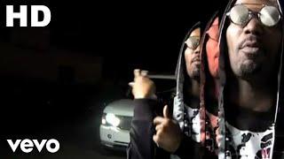 Three 6 Mafia - I'd Rather (Clean Video) ft. Unk