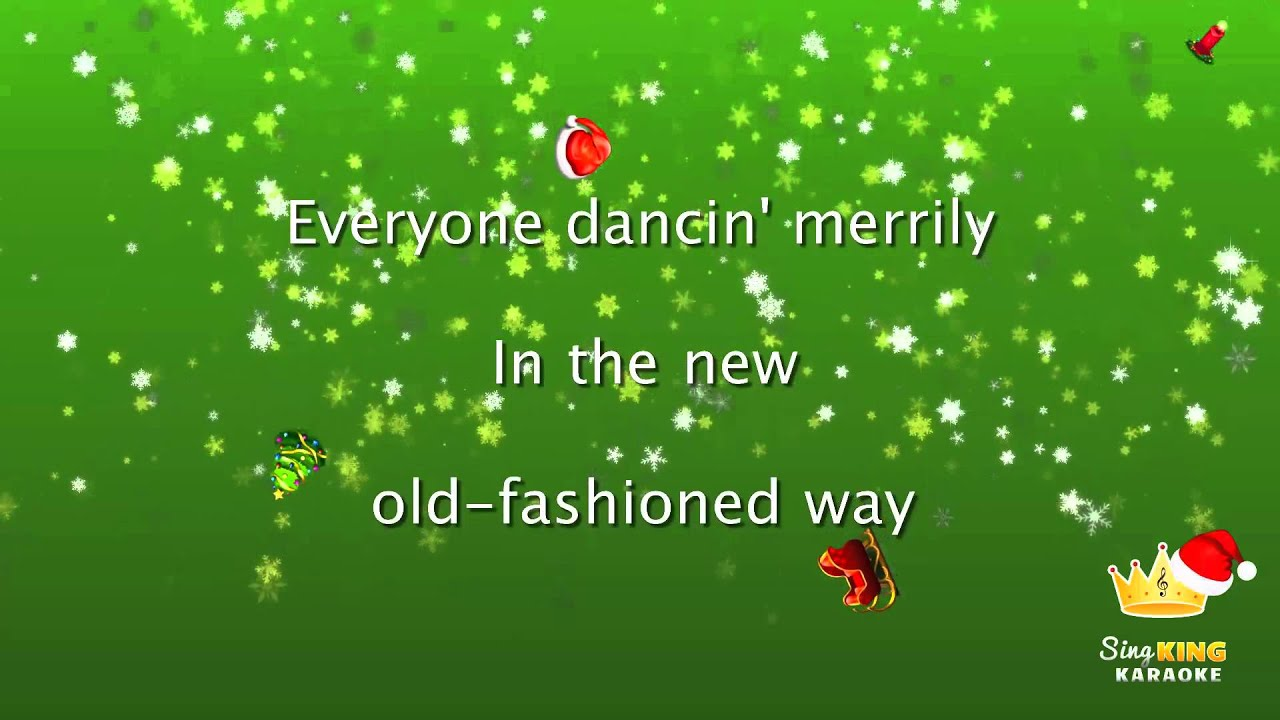 Brenda Lee - Rockin' Around The Christmas Tree (Karaoke Version)