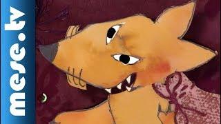 A szállást kérő róka (animáció, népmese)