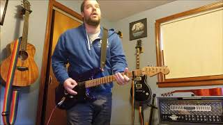 Blink 182 - Give Me One Good Reason Guitar Cover