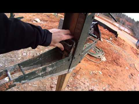 Обзор Удивительных Строительных Лесов. Pump Jack Scaffolding System.