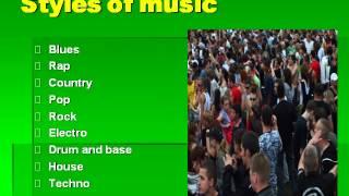 Презентация Музыка в нашей жизни