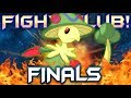 SEMI-FINALS! Fighting FIRE with GRASS! ( PFC Type Tournament) #8