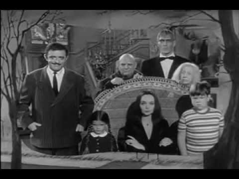 The Addams Family Opening Titles