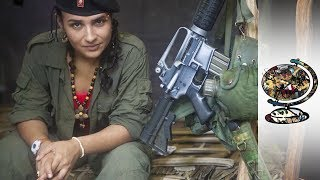 Rebuilding A Life After Years As A FARC Guerrilla
