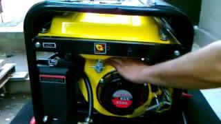 видео Газовый генератор