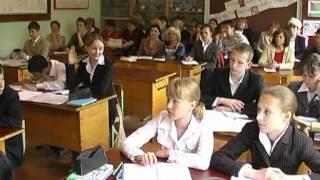 Урок химии (часть 2) проводит заслуж. учитель Булычова Валентина Николаевна