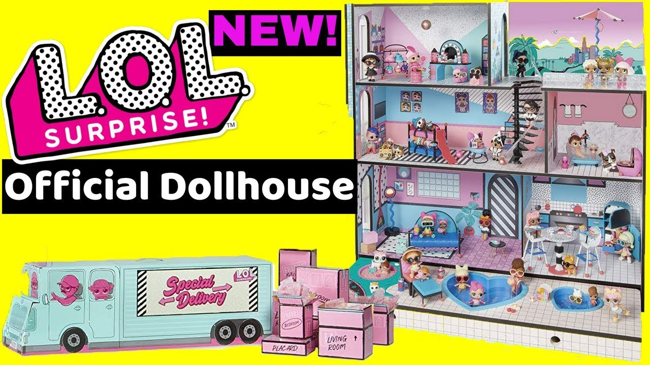 House Doll Lol Sale