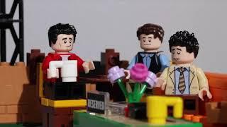 LEGO IDEAS 21319 - Центральный парк Кафе Друзей
