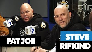 Steve Rifkind | Fat Joe | Funk Flex | Axel Leon Talk Loud Records to SRC
