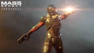 Mass Effect: Andromeda \ Xbox One X Gameplay