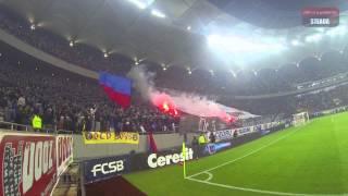 Steaua - Dinamo, PN coregrafii