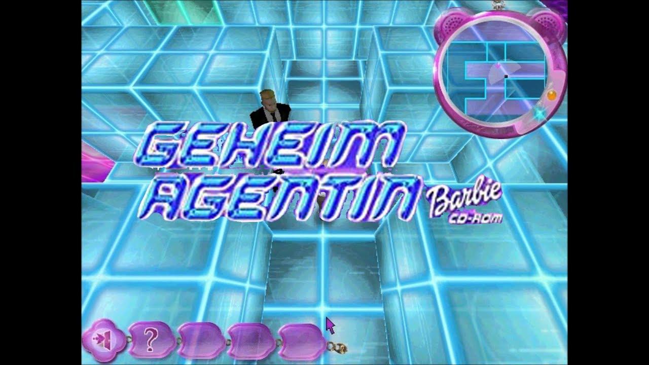 Barbie Geheimagentin Secret Agent Pc Gameplay Youtube