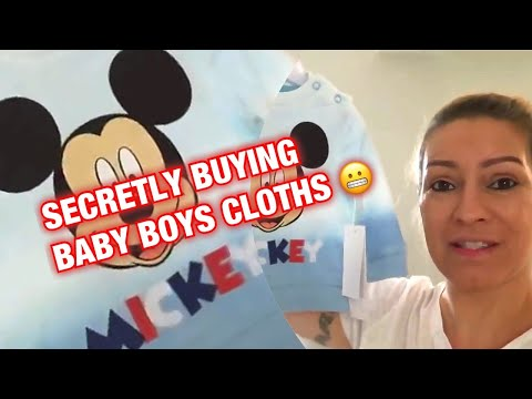 secretly-buying-baby-boys-clothes!?-🤭