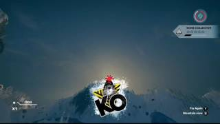 STEEP GOPRO SCETCHY SNOWBOARD AND SKI SESH