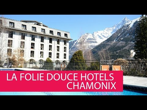 LA FOLIE DOUCE HOTELS CHAMONIX - FRANCE, CHAMONIX-MONT-BLANC