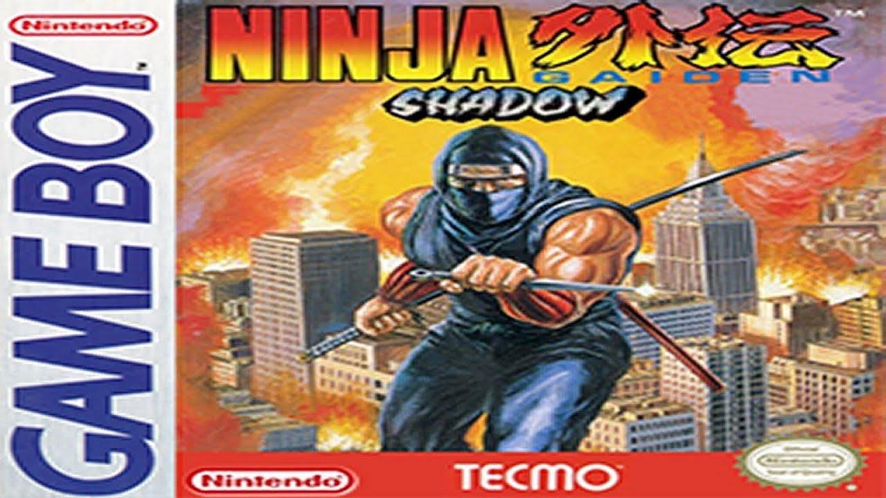 Ninja Gaiden Shadow Warriors Game Boy Longplay No Death Full Gameplay Youtube