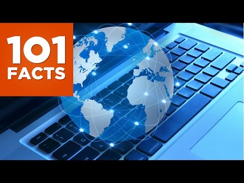 101 Facts About The Internet