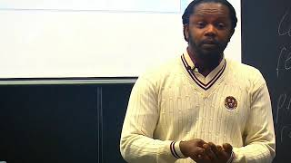 Sunn m'Cheaux - Harvard English Dept Lecture: Gullah Is A Legit Language