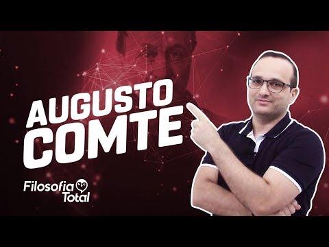 Augusto Comte - Prof.  Anderson