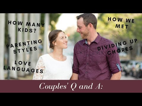 Couples Q And A | Married At 19 | Mennonite Dating And Marriage
