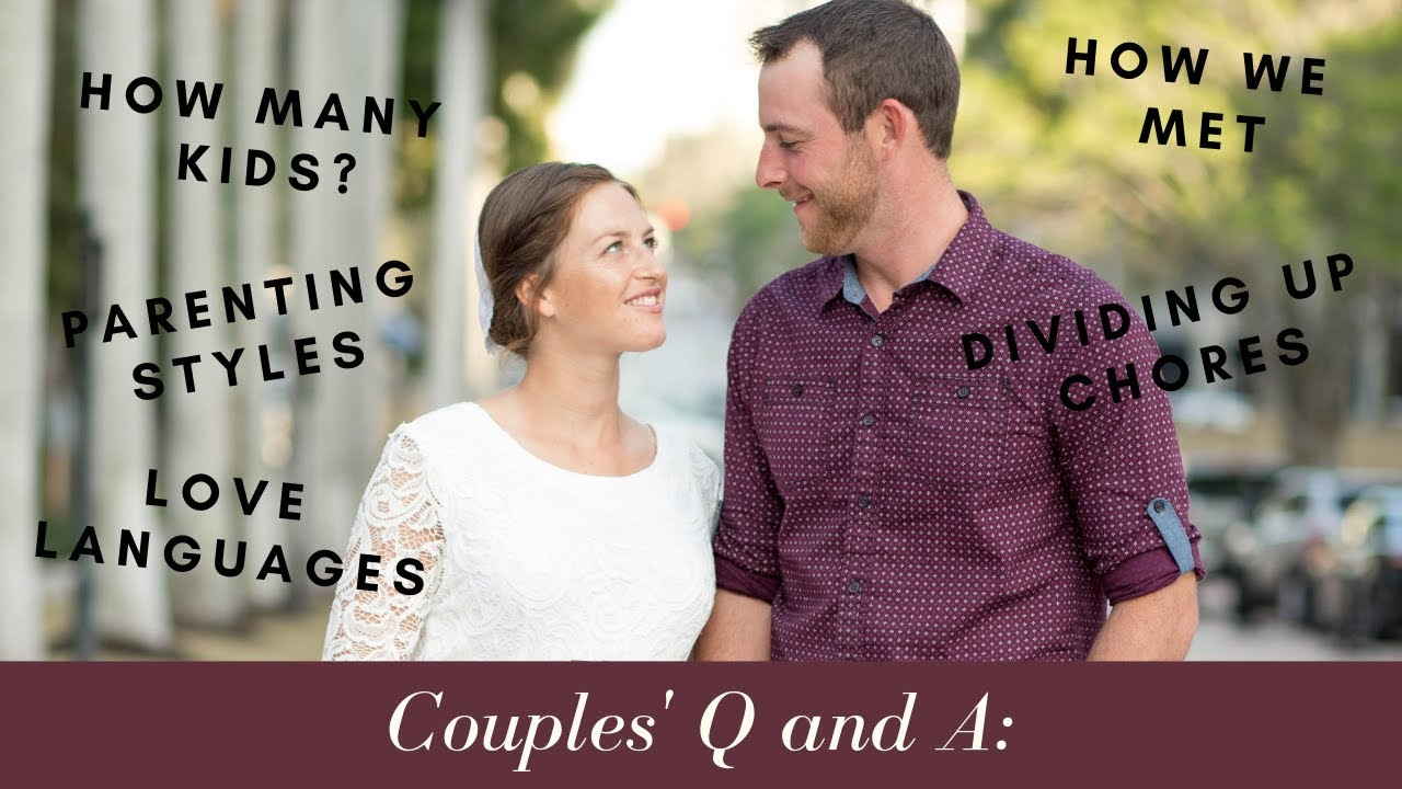 Couples Q and A | Marr...