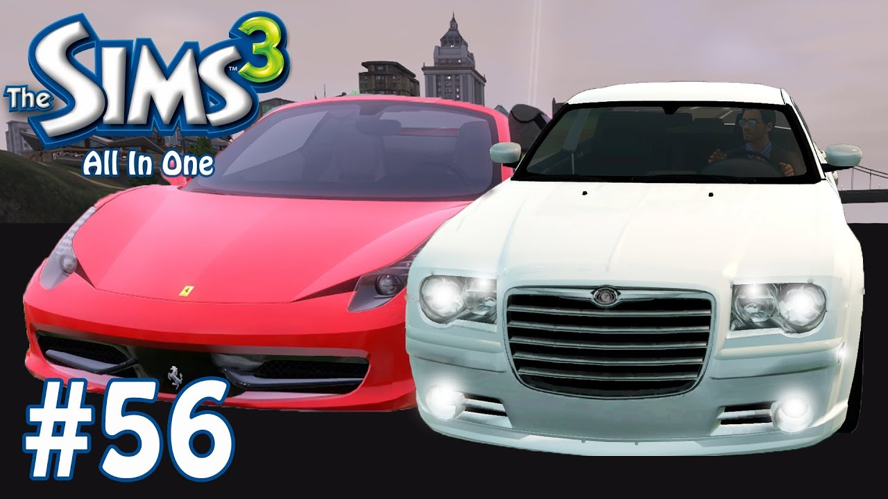 The Sims 3 Car Shopping Part 56 Youtube
