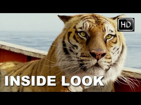 Life Of Pi - Official 'Inside Look' [HD]: James Cameron And Ang Lee