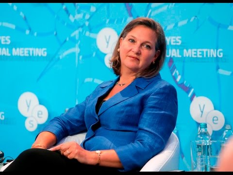 Red Lines for Putin: Victoria Nuland warns Russia to adhere to ceasefire