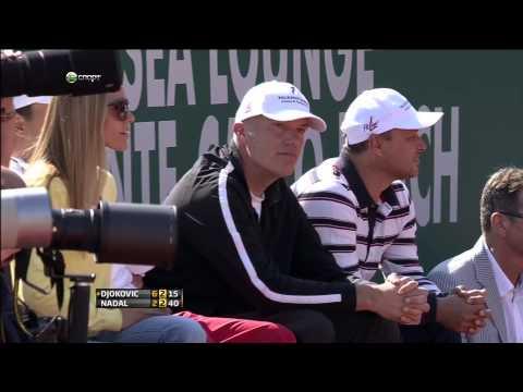 Djokovic - Nadal  Monte Carlo 2013 Final