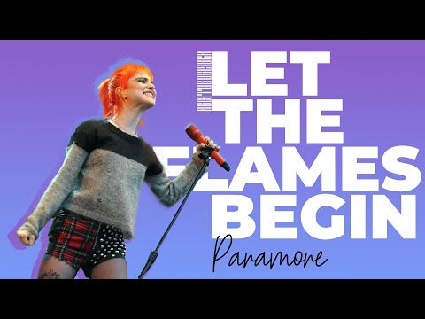 Paramore - Let The Flames Begin - Radio 1's Big Weekend 2013 (720P)
