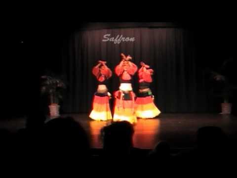 Portland Concert 2010 - Saffron