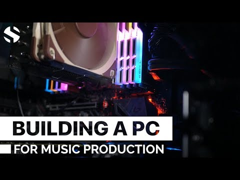 Building A PC For Music Production | Tips & Tricks
