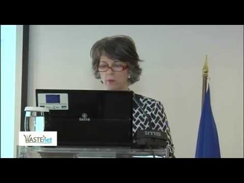 4 WASTEnet 2015   Mrs. SOTIROPOULOU Vasiliki, Managing Authority of European Territorial Cooperation