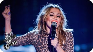 Beth Morris performs 'Nutbush City Limits' - The Voice UK 2016: Blind Auditions 1