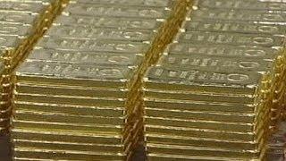 Gold's glitter dims - economy