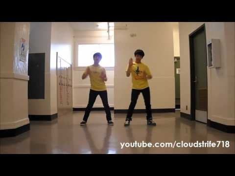 KPOPDCmirror - cloudstrife718 - Mr. Taxi (SNSD DANCE COVER) MIRROR