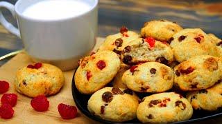 ТВОРОЖНОЕ Печенье к Чаю   5 мин и Готово!   Кулинарим с Таней