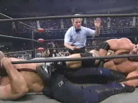 WCW Nitro: January 12th 1998: Goldberg vs. Jerry Flynn