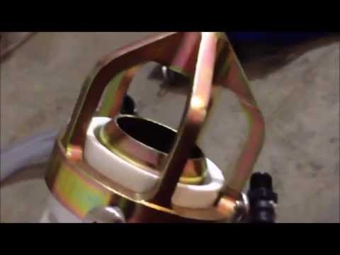 1/2 DIY  How to Gold Dredge High Banker Combo RDH sluice Honcoop Nozzle Harbor freight Pump