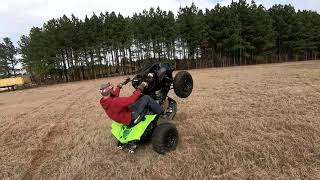 2017 Can Am renegade XXC