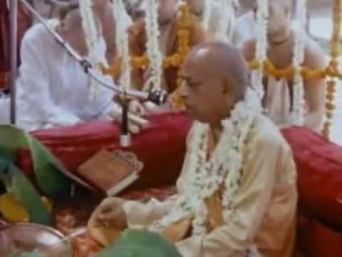 Srila Prabhupada à Bombay, 1970 - 1977