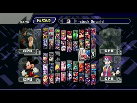 Super Smash Brothers Brawl. Project M: Patt Edition 3.0.2-10 - 2014 - Hack Pack Showcase + Download